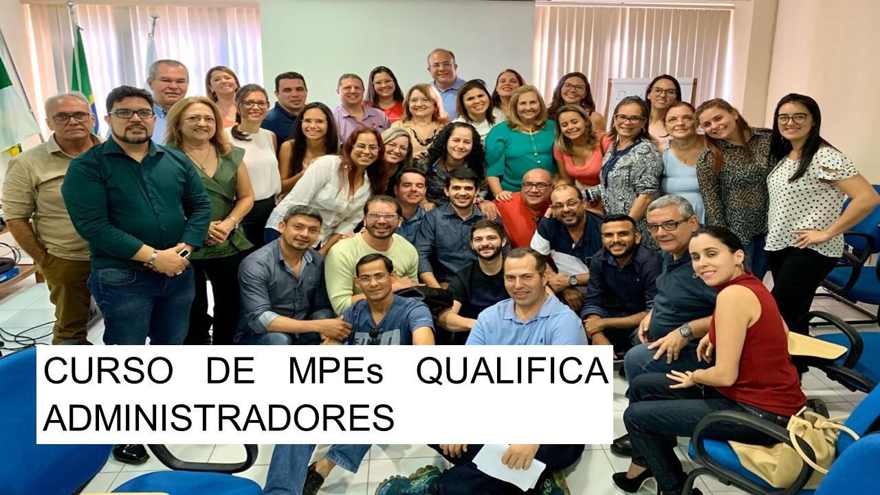 CRA-RN entrega certificados do Curso de MPEs