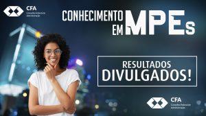 Programa de Capacitação em MPEs divulga resultado