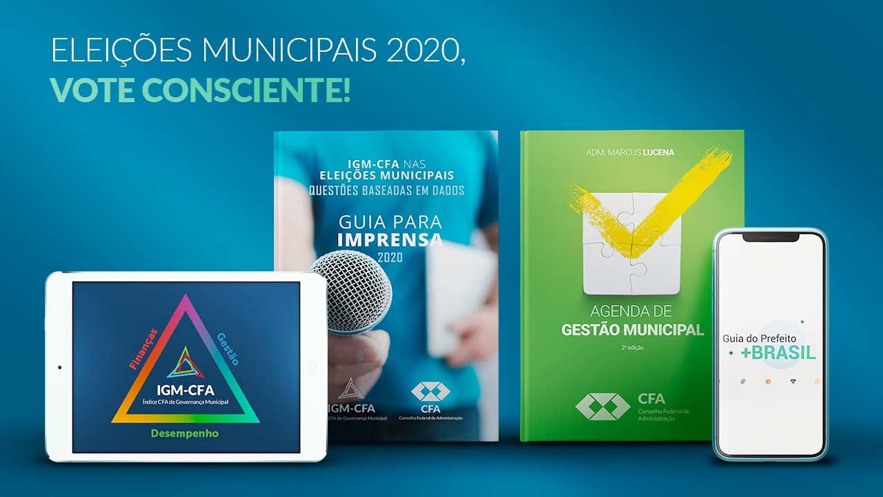 CFA lança campanha para nortear eleitores na escolha de seus representantes