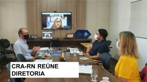 Direx de março pontua ações das diretorias do CRA-RN