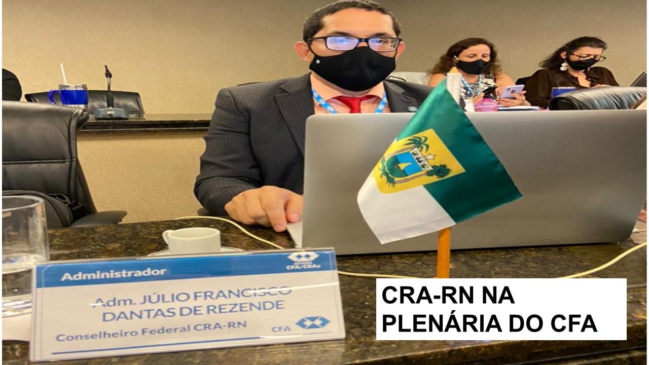 CFA reúne conselheiros na plenária de março
