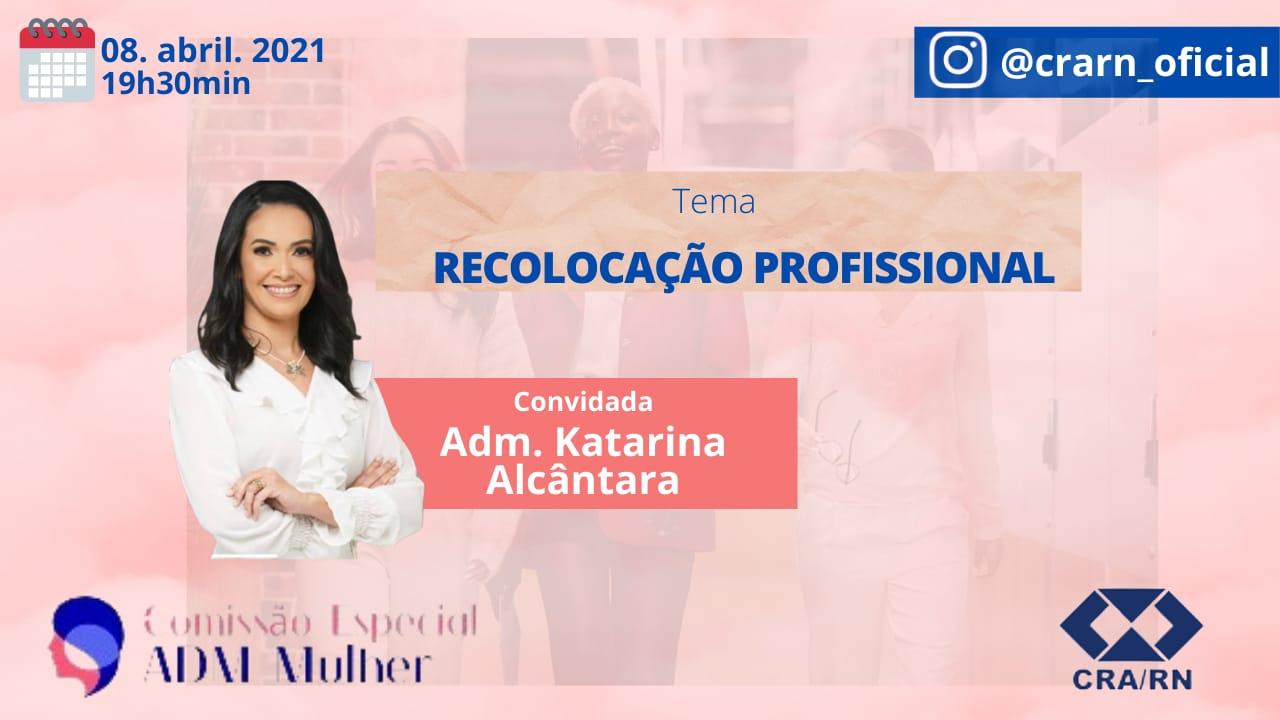 ADM Mulher debate a recolocação profissional